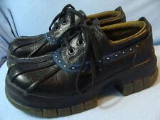 ANTHROPOLOGIE Alpine REPORT Sz. 7.5 BOOTS Shoes CHUNKY PLATFORM 90s Hip Hop