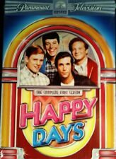 HAPPY DAYS The COMPLETE FIRST SEASON All Sixteen Episodes 3-Disc DVD Set SEALED
