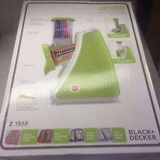 Black & Decker SL1050 Lean Prep Machine Food Processor, Green (New)