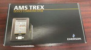 Emerson AMS TREX Device Communicator Hart 475 Analyzer New In The Box