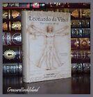 The Graphic Work of Leonardo da Vinci Art Paintings New Sealed Deluxe Hardcover