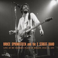 Bruce Springsteen - Live at My Father's Place, 1973 (2015)  180g Vinyl LP  NEW