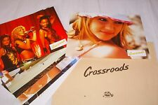britney spears CROSSROADS ! jeu  photos cinema  lobby card musique