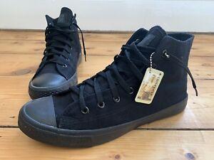 converse baseball boots Size 9.5 Uk - Uni Sex
