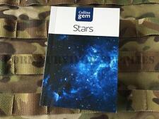 STARS GUIDE - Collins Gem Pocket Book Stargazing Bushcraft Survival Navigation