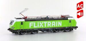 HS L.S.  Models LS16574S E Lok Vectron  BR 193 Flixtrain A/c  Wechselstrom Sound