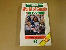 BOOK / WORLD OF TENNIS 1993