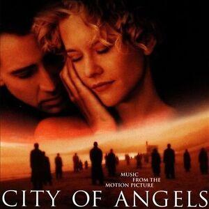 CITY OF ANGELS - Original Soundtrack CD