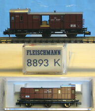FLP 8893 K, 3-achsiger PACK- / GEPÄCKWAGEN Pw3 der K.P.E.V., NEU in OVP!