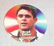 1997 RUGBY LEAGUE TAZO  #25 BRAD FITTLER, SYDNEY ROOSTERS