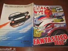AUTOSPRINT 1988/41=AUDI V8=KADETT OMEGA TD I.=FUJI BRUNDLE CAMPIONE=RAVAGLIA=