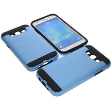 PARACHOQUES DE ALUMINIO F. Samsung Galaxy J5 Smartphone FUNDA PROTECTORA