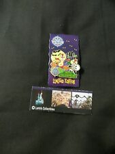 Disney Parks DVC Chip Dale Halloween Holiday LE Rare HTF pin