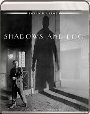 Shadows And Fog Blu-Ray - TWILIGHT TIME - Limited Edition - BRAND NEW