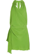 Vanessa Bruno Draped Crepe De Chine Dress Size FR44/UK 12 LF079 ii 06