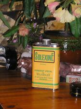Solexine Bidon Reservekanister Benzindose gelb 1 Ltr. Velo solex