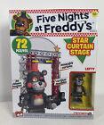 McFarlane Five Nights at Freddy's Star Curtain Construction Set w/ LEFTY 72pcs