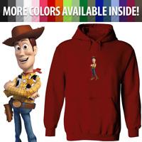Unisex Pullover Sweatshirt Hoodie Mens Women Sweater Cute Cowboy Woody Toy Story