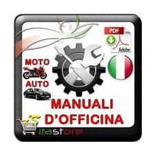E1725 Manuale officina  Fiat Trattori serie 355 455 505 605 C in PDF Italiano