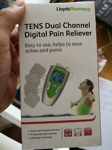 Tens Dual Channel Digitial Pain