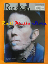 rivista ROCKERILLA NOV-DIC/2006 Tom Waits Mercuri rev Radio Birdman Zawinul Nocd