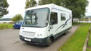 Niesmann and Bischoff Arto 69G A-Class 5 berth fixed bed motorhome for sale