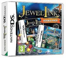 JEWEL Link DS Game Double Pack Galactic Atlantic Quest Nintendo 2ds
