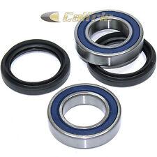 Rear Wheel Ball Bearings Seals Kit Fits YAMAHA RAPTOR 350 YFM350 2004-2013