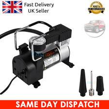 12V 100 PSI Heavy Duty Portable Air Compressor Car Van Truck Tyre Pump Electric