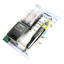 Electric Mini Drill Kit Variable Rotary Speed Tool Power 220V AMD4012S