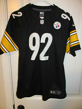 James Harrison - Pittsburgh Steelers Sewn jersey - NIKE Youth XL
