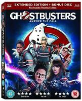 Ghostbusters - NEW Blu-ray - Extended - Melissa McCarthy - Collectors Slip Case