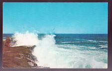Ocean Park MAINE ME Greetings from....   Postcard