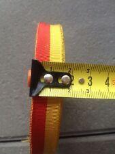 50 centimètres  de ruban Miniature médaille militaire Origine ?