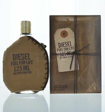 Fuel For Life by Diesel for Men Eau De Toilette Pour Homme 4.2 OZ / 125 ML  NEW