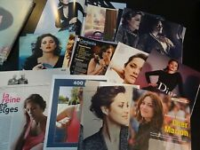 Marion Cotillard  30+ full pages   Clippings