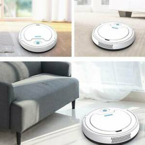 Rechargeable Smart Automatic Robotic Vacuum Cleaner Robot Sweeper Machine Edge