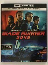 Blade Runner 2049 4K Blu-ray Digital Brand NEW FREE~Frist Class Shipping!