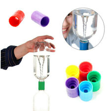 2x Tornado Vortex In A Bottle Water Connector Cyclone Tube Science Education Toy
