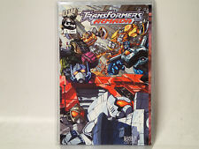 Transformers Armada issue #1 Dw Comics 2002 Vf/Nm 1st printing! Fl