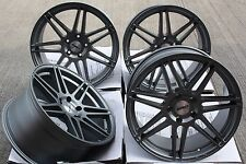 "18"" CALIBRE CCR  ALLOY WHEELS FIT MERCEDES E CLASS W210 W211 W212 A207 C207 W212"