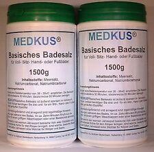 """Basisches Badesalz """"MEDKUS""""  3000g                                         #5561"""