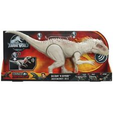 Jurassic World Dino Rivals Destroy & Devour Indominus Rex  Dinosaur Figure NEW