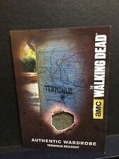 The Walking Dead Season 4 Part 2 Authentic Wardrobe Terminus Resident Card M30