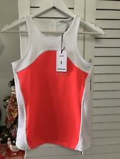 Country Road Active Singlet Fitness Yoga Running Top New Rrp $80 Fits M