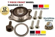 FOR VOLKSWAGEN VW PHAETON 2002--> NEW 1 X FRONT WHEEL BEARING KIT + BOLTS