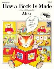 How a Book Is Made (Reading Rainbow Book), Aliki, 0064460851, Book, Good