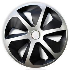 4 Stück Radkappen Radzierblenden 15 für Nissan Tino Juke Pixo Tiida Almera