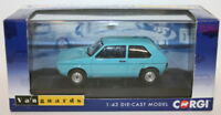 Vanguards 1/43 Scale VA12008 Volkswagen VW Golf MK1 1.1 - Miami Blue
