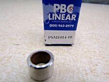 PBC Pacific Bearing PSM 1014-10  14X10X10 mm Bearing Sleeve